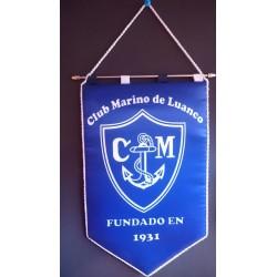 Banderín Personalizado 12x15cm