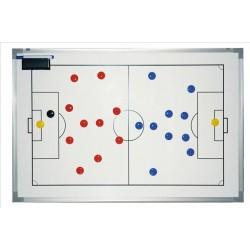 Pizarra Táctica Fútbol Magnética 30x20