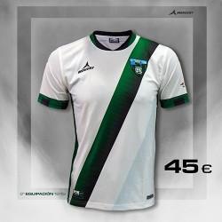 Camiseta  Sestao River Club 2ª Equipación