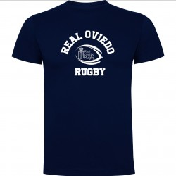 Camiseta Paseo Real Oviedo Rugby