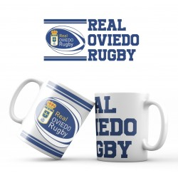 Taza Real Oviedo Rugby