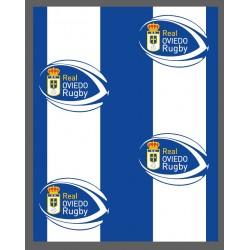 Braga de cuello Real Oviedo Rugby